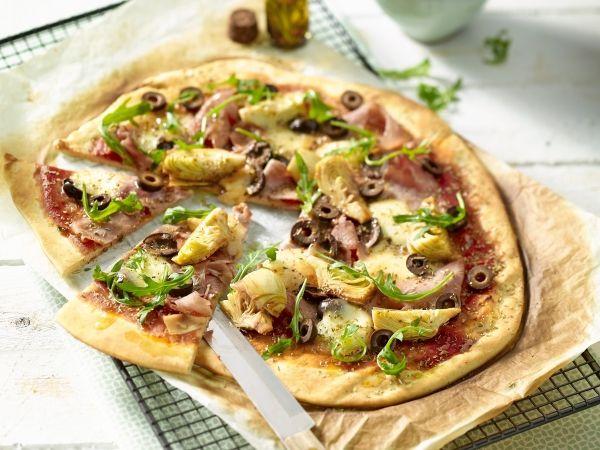 Een heerlijke pizza - Libelle Lekker!