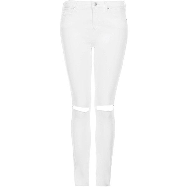 17 Best ideas about White Ripped Skinny Jeans on Pinterest | White