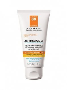 La Roche-Posay Anthelios 60 Melt-In Sunscreen Milk