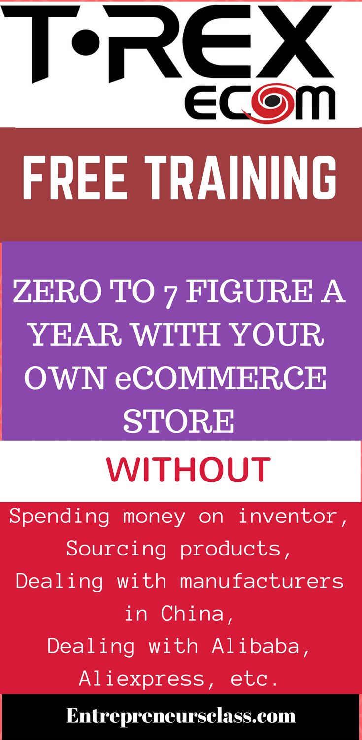 How to go from zero to 7 figures a year with your own eCommerce store.You will get access to done for you eCom store with more than 2,000 products to sell without any inventory or dealing with china or alibaba. Learn everything you need to know about ecommerce store,eCommerce traffic etc.