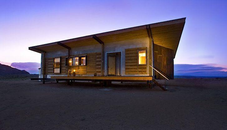 Off Grid Home Design – Castle Home
