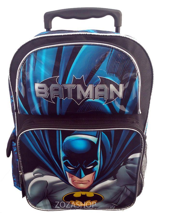 Batman School Backpacks #ebay #Fashion | Backpacks, Backpack