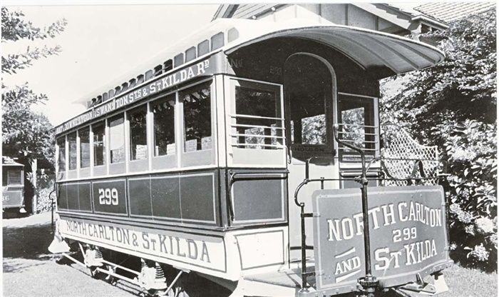 Darebin Heritage - Original Northcote Cable Tram