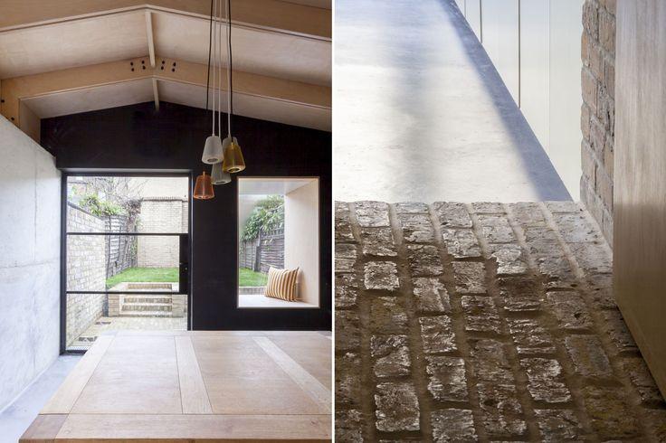 Plywood House detalles