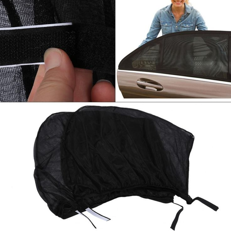 >> Click to Buy << 2Pcs/Set Car Window Sun Shade Sun Visor Side Mesh Window Curtain Foldable Sunshade Car Styling UV Protection Covers Sunsahdes #Affiliate