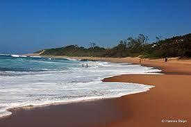 Zinkwazi beach KZN South Africa