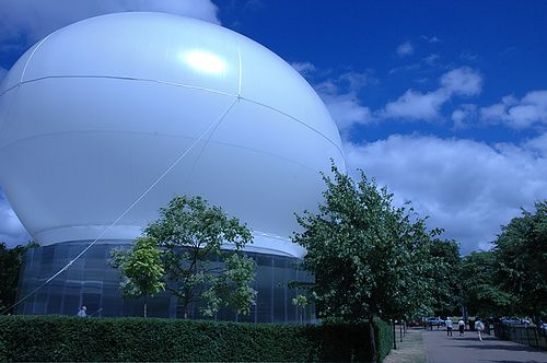Are you planning to visit London during the Olympic period, then go check out some exhibitions at the Serpentine Gallery!