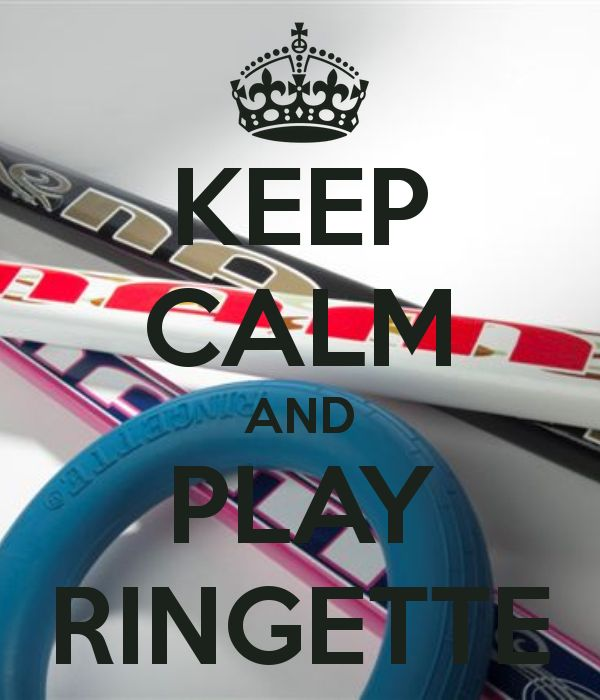 Keep Calm and Play the Greatest Sport! nami.ca