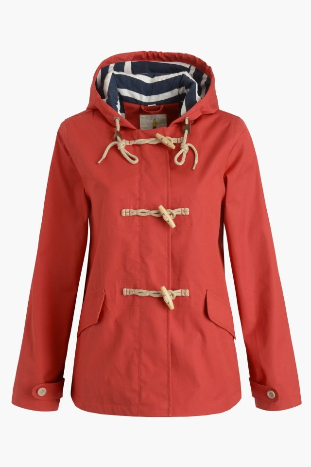 Seafolly Jacket | Short lightweight raincoat | Seasalt