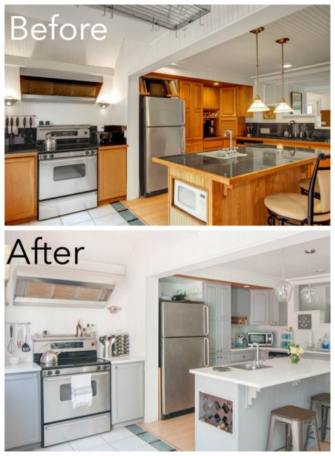 DIY Budget Kitchen Renovation   Our Gorgeous Kitchen Reveal