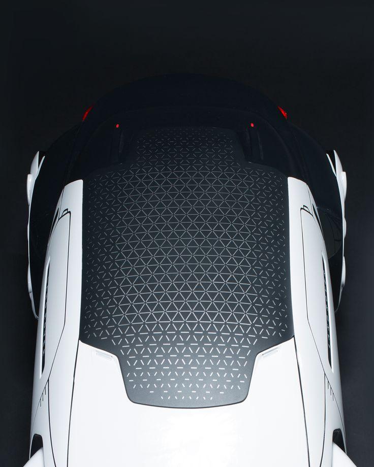 Land Rover concept _ LIBERTY STUDIO SHOTS on Behance