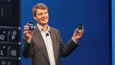 #Ex_BlackBerry #CEO #Heins Takes over #Power_mat The Ex CEO of Blackberry now is the head of the company Power mat which makes rechargeable instruments that can be used for charging devices outdoors and there can be better utilization of the different devices as long as one would want to and for better reason.