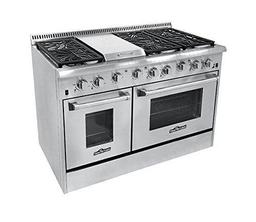 Amazon.com: Thor Kitchen HRG4804U 6 Burner Gas Range with Double Oven: http://amzn.to/2tDKVed