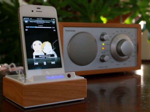 Tabletop Radios by Tivoli Audio, functional and beautiful