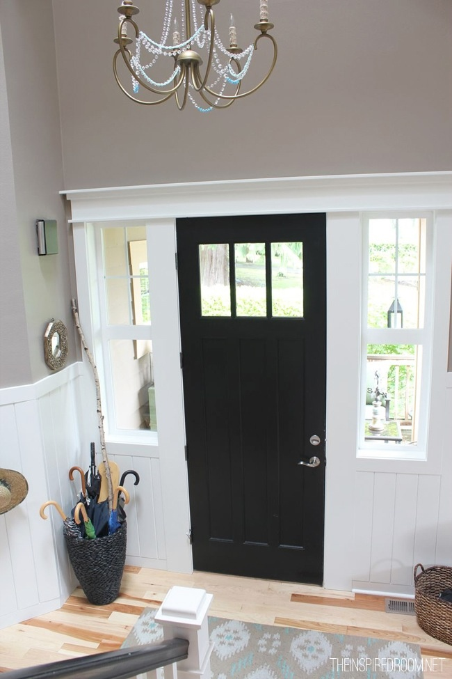 17 Best Images About Black Door On Pinterest Front Doors