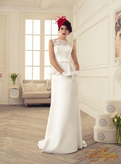 Свадебное платье Марица Tatiana Kaplun . Цена 0 руб. Недорогие свадебные платья