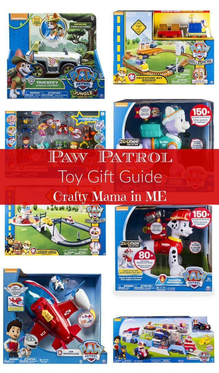 Awesome New Paw Patrol Toys Gift Guide