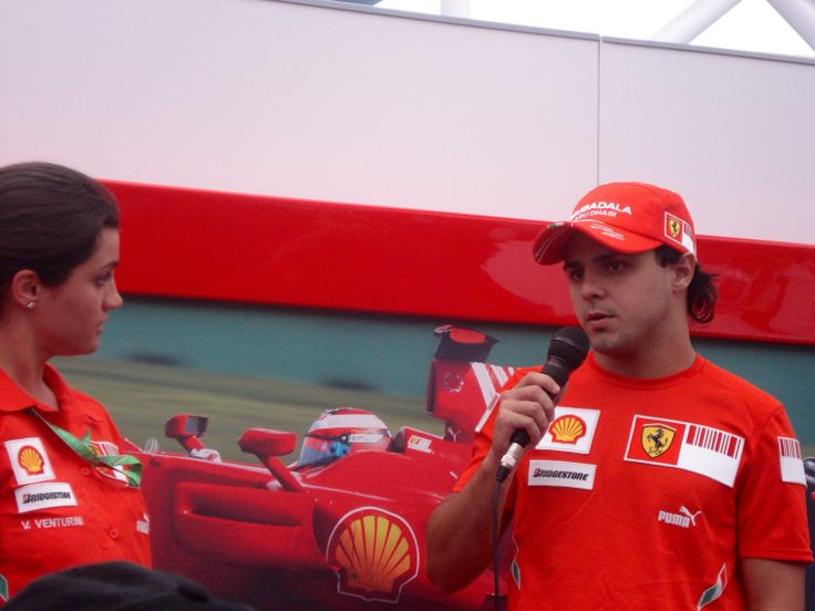2008 Interview with Massa after Win.