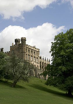 17th century Lambton Castle - A unique and historic private venue in County Durham, England. The ancestral home of the Lambton family