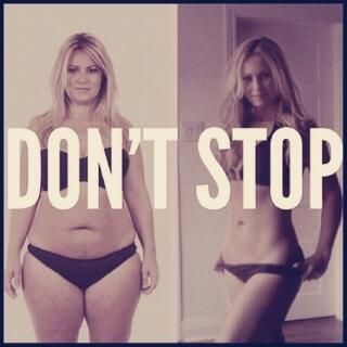 Start the juice plus detox and see amazing results! #dont #stop #believing