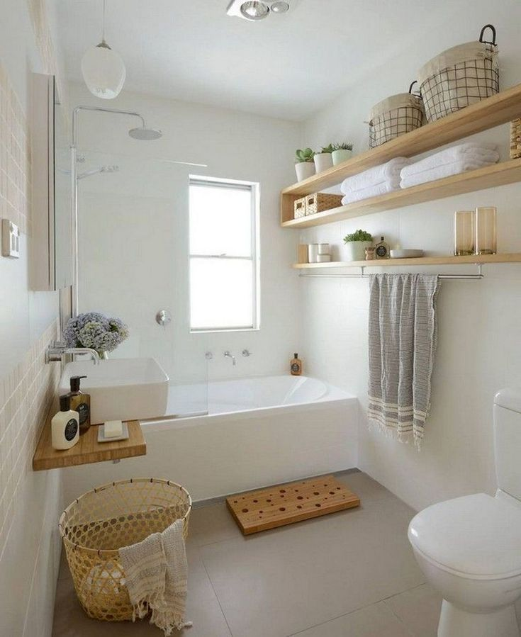 80 ideas for decorating small luxury bathrooms # beads #decoration #Dek …   – Zimmer