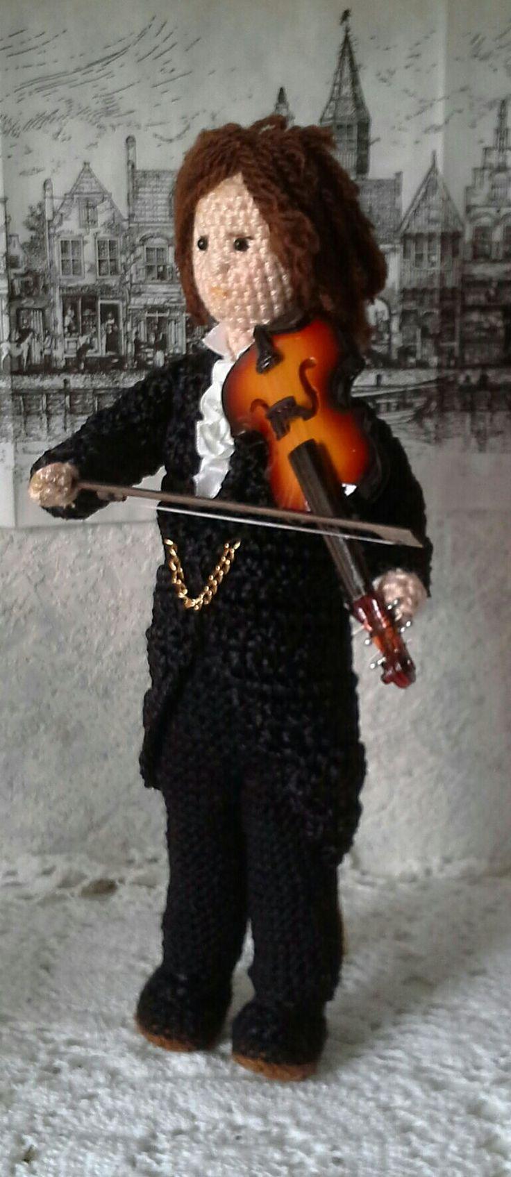 Dirigent van het orkest