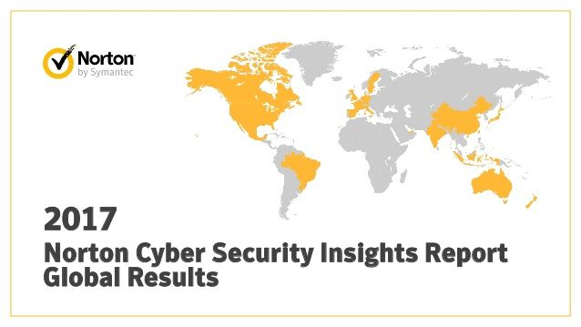 Norton Cyber Security Insights Report 2017. #Cybersecirity #Security #Infosec via @norton