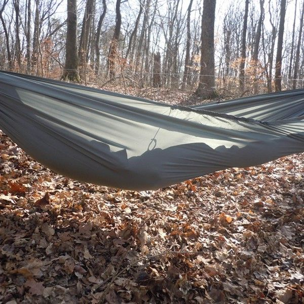 Professional DIY Hammock instructions, and material insights