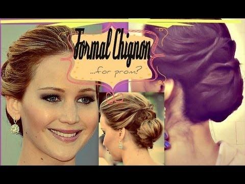 ★ JENNIFER LAWRENCE HAIR TUTORIAL | FORMAL CHIGNON BUN UPDO FOR SHORT, MEDIUM, OR LONG HAIR |PROM WEDDING HAIRSTYLES #hairstyles #hair #hairtutorial #updos #updo #hairstyle #braid #longhair #mediumhair #wedding #bridal #hairtutorial #hairdos #peinados #coiffure #bridesmaid #hairdo #prom #homecoming #formal #party  #JENNIFERLAWRENCE #Oscars #fasion