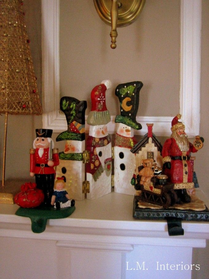 Best stocking holders for mantle ideas on pinterest
