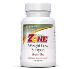 concentrated green tea extract rich in epigallocatechin gallate (EGCG) from Dr. Barry Sears of the Zone Diet, an anti inflammatory diet to prevent and reduce diseases which he believes all stem from inflammation on the cellular level  $35