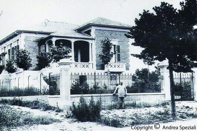 Villa Serafini http://www.riccionesocialclub.it/riccione-monamur/il-gioiello-liberty-dellarchitetto-sironi-villa-serafini