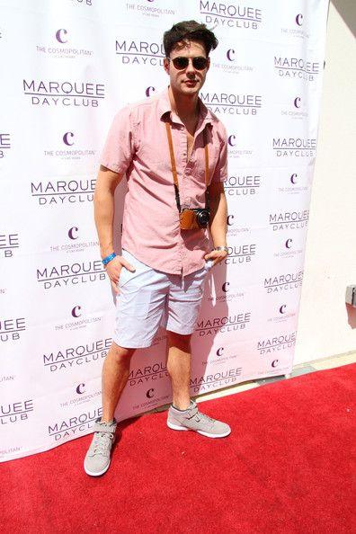 Jayson Blair  Photos - Jayson Blair at Marquee Dayclub in Las Vegas - Zimbio
