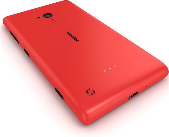 Red Nokia Lumia 720 - http://www.phoneslimited.co.uk/Nokia/Lumia+720+Red.html