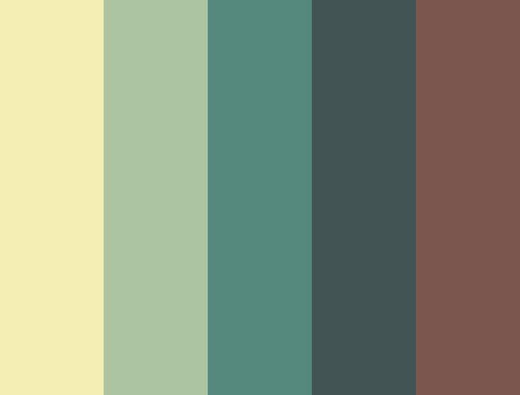 best 25 vintage color palettes ideas on pinterest. Black Bedroom Furniture Sets. Home Design Ideas