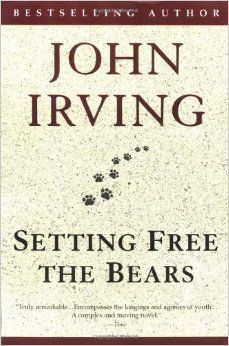 Im currently reading - John Irving's Setting Free The Bears