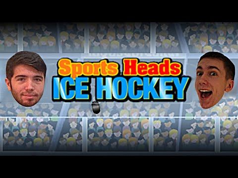 SPORTS HEADS ICE HOCKEY (WITH JOSH) - http://hockeyvideocenter.com/sports-heads-ice-hockey-with-josh/