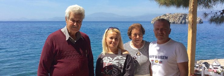 Marinas Taverna Vlychos Hydra Island Greece