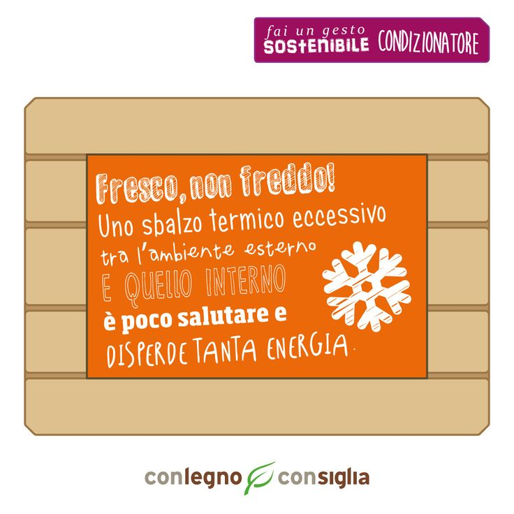Fai un gesto sostenibile. #ecofriendly #eco #green