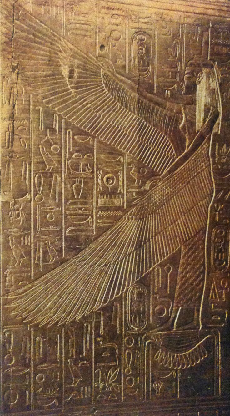 28 best egypt images on pinterest ancient egypt ancient art and spreading protective wings the slender goddess isis guards a burial shrine door she stands above the ancient egyptians symbol for gold buycottarizona Image collections