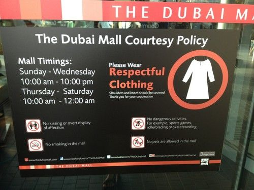 What To Wear in Dubai: A Conflicting Dress Code - She Dreams of Travel