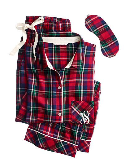 The Dreamer Flannel Pajama - Victoria's Secret                                                                                                                                                                                 もっと見る