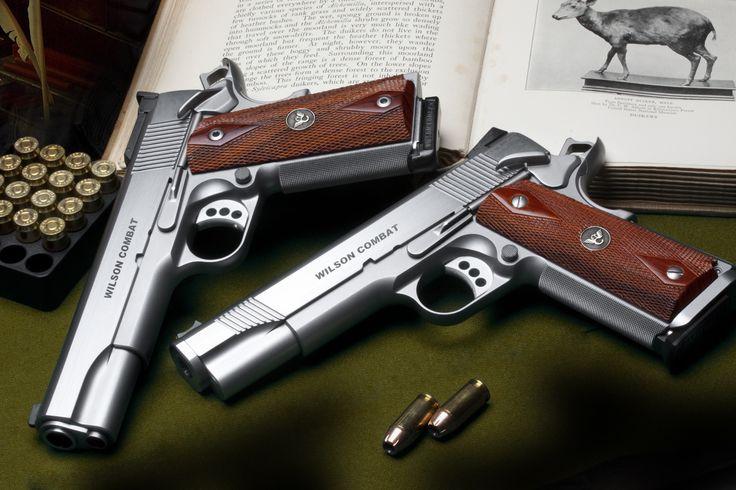 Wilson Combat Classic Elite 1911 pistols