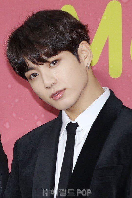 ★彡 [PRESS] 171202 BTS at 2017 Melon Music Awards Red Carpet #2017MMA #JUNGKOOK