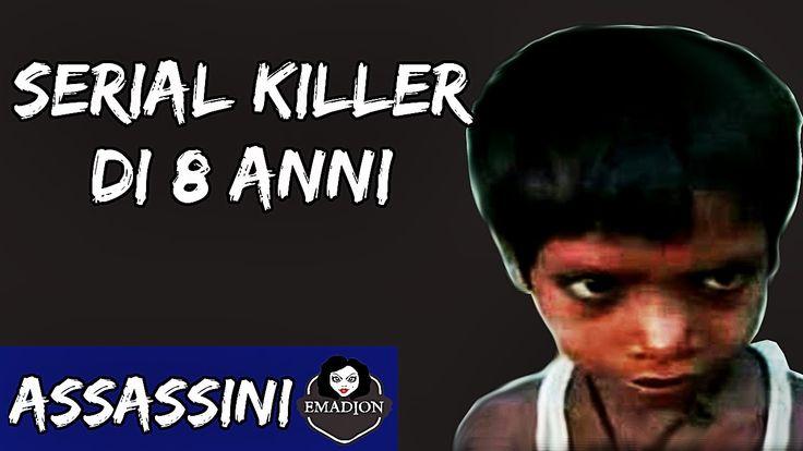 Amarjeet Sada il serial killer più giovane del mondo (8 anni)