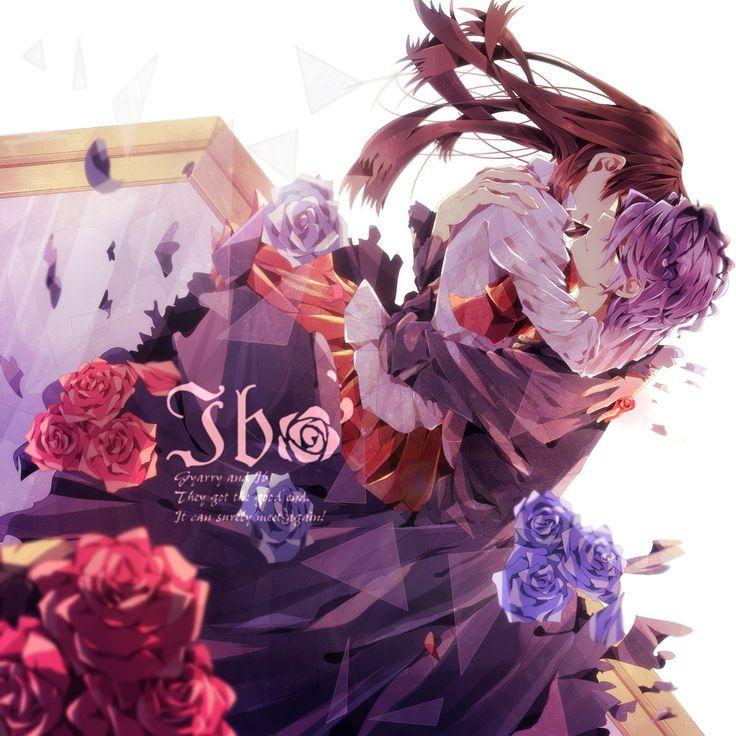 Kết quả hình ảnh cho ib anime