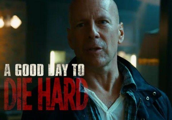 """「ダイ・ハード/ラスト・デイ(仮)」 """"Good Day To Die Hard"""""""