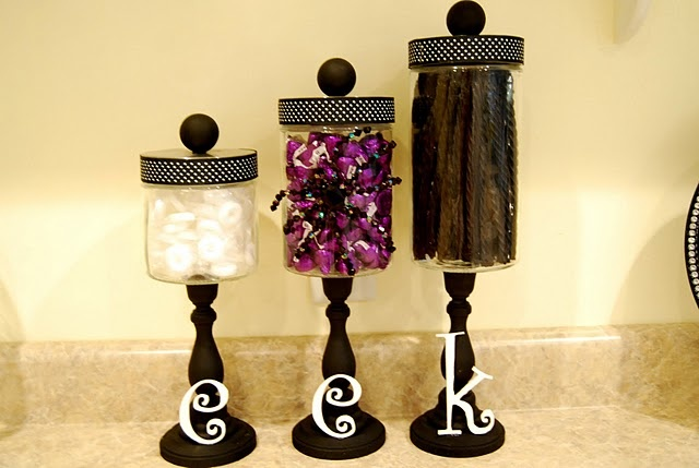 I love these! I can't wait to do Halloween crafts.