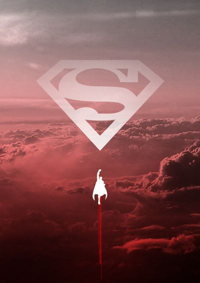 Superman  by Uzair Choughtai