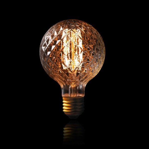 Retro Industrial Vintage Edison Bulbs 3 pieces